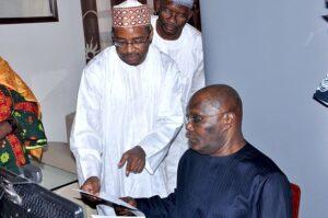 Former Vice President Atiku Abubakar Enrols for National Identification Number