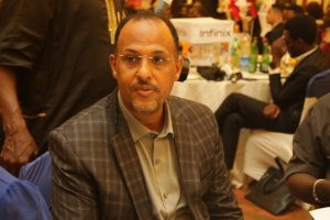 Mr. Muhammed Rudman, Managing Director, Internet Exchange Point of Nigeria