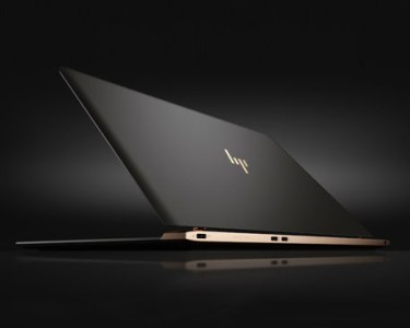 The new HP Spectre laptop unveiled by HP Nigeria