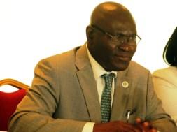 Shola Taylor, secretary -general, commonwealth telecommunications organisation (1)