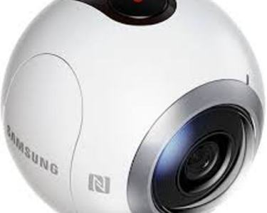 The Gear 360 Camera 2