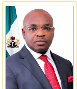 Udom Emmanuel, Governor of Akwa Ibom state