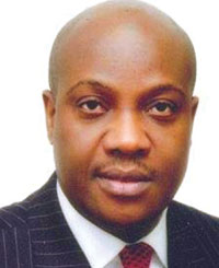 Mr Chidi Umeano, Head of Shared Services at Central Bank of Nigeria