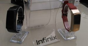 Infinix Mobility makes wearable device foray with launch of X-band