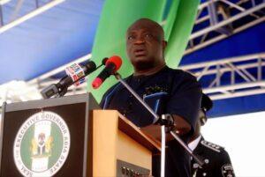 Dr. Okezie Ikpeazu Governor of Abia State
