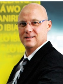 Brett Goschen, the Group CFO at MTN Group of South Africa, and ex-CFO in MTN Nigeria