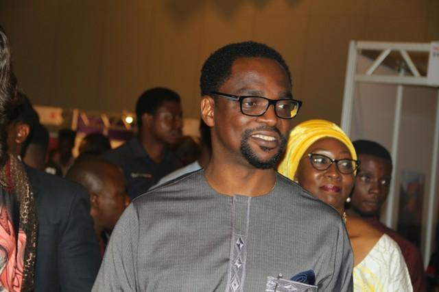 Mr. Afolabi Imoukhede,representative of Vice president Osibanjo