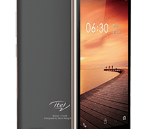 it1556 smartphone of itel Mobile