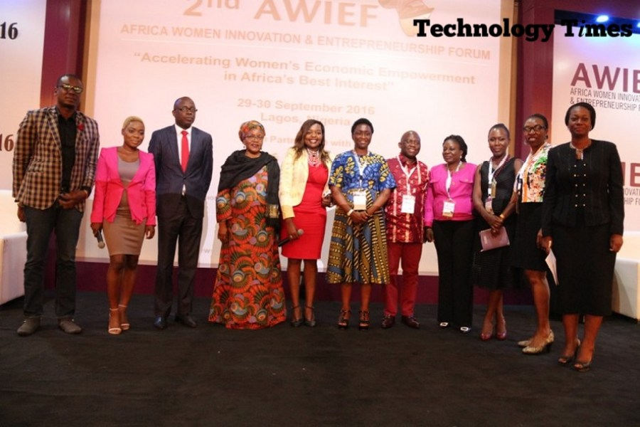 At AWIEF 2016, Lagos renews promise to train women in tech