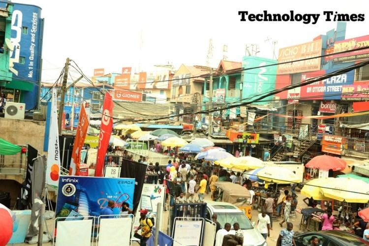 Nigerias largest technology market shuts down tomorrow over Coronavirus
