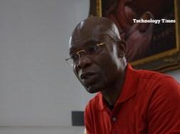 Leo Stan Ekeh, Chairman of Zinox Technologies Limited of Nigeria