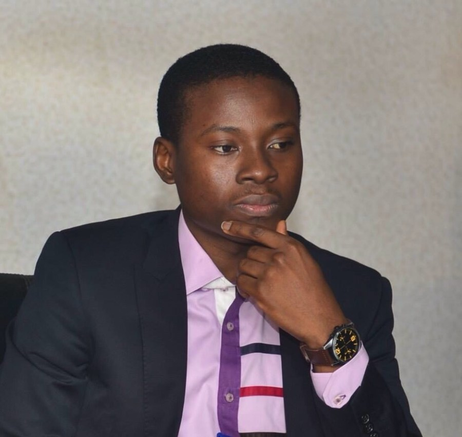 Michael Onobote, Co-Founder of Elearn.ng