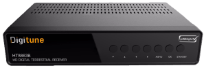 Digitune Set Top Box