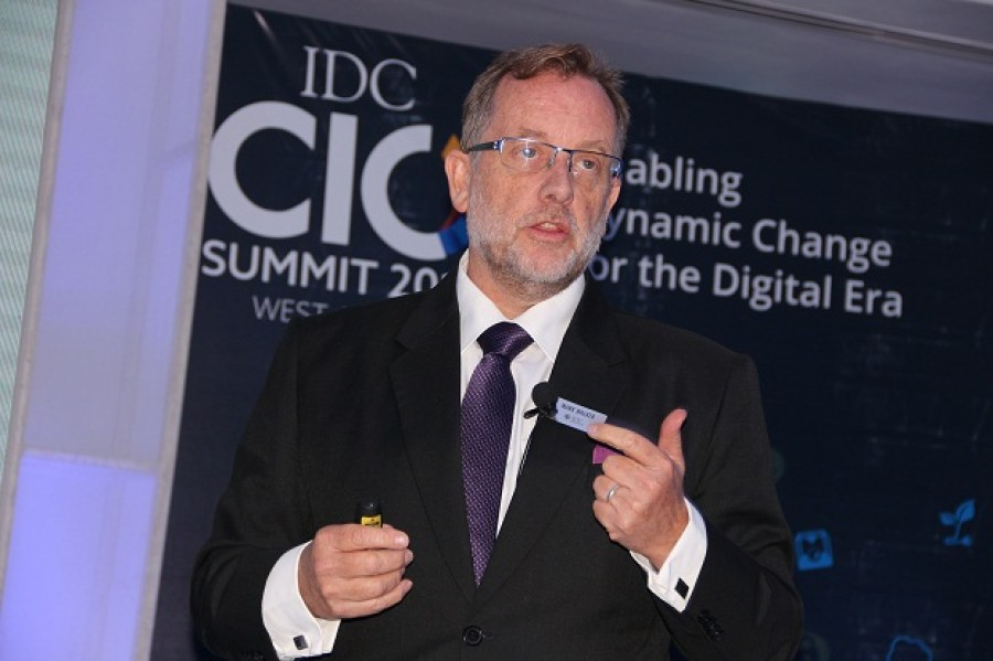 Mark Walker, Associate Vice President for Sub-Sharan Africa at IDC