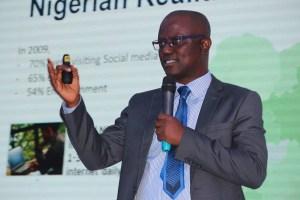 Oladimeji Kazeem, ICT Manager, Pal Pension