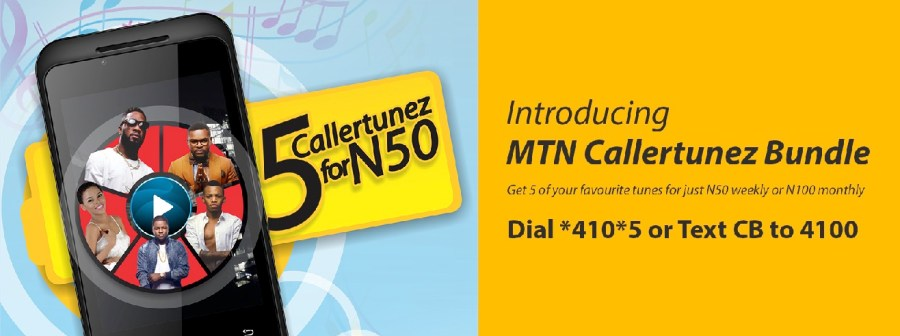 At MTN Nigeria, the number one mobile phone company promotes offerings ranging from music, comedy to gaming among others, including the company's popular valued added service, CallerTunez.