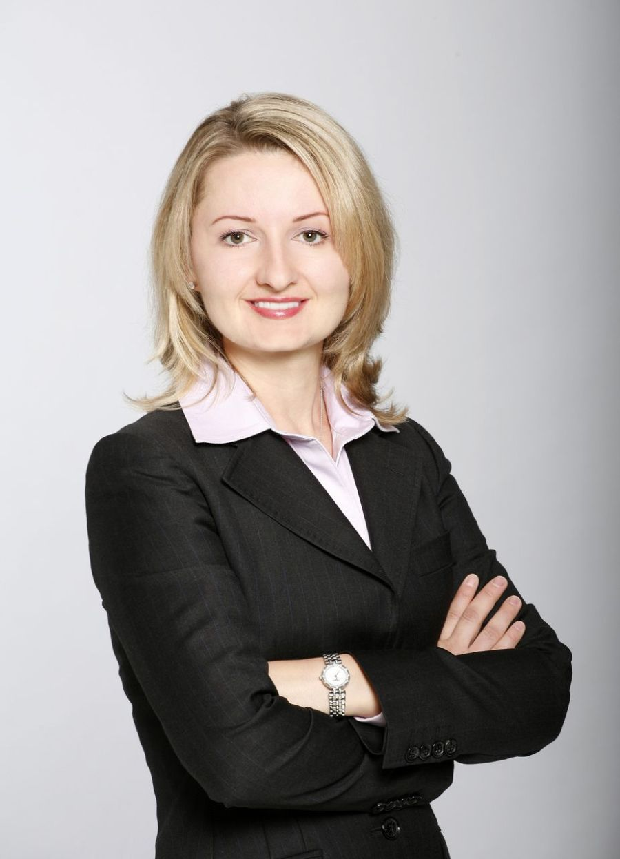 Alina Lapusneanu, co-founder and CEO of Fiskl
