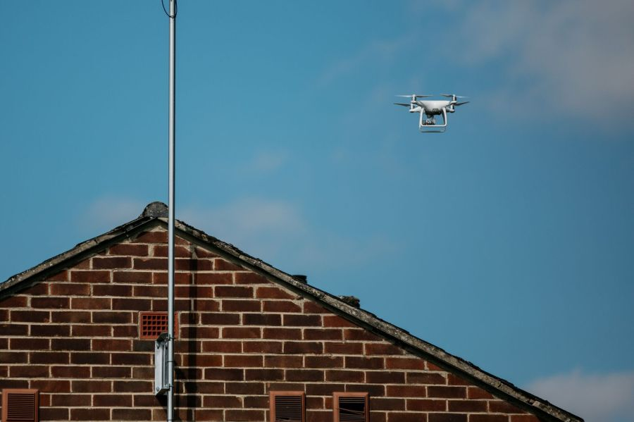 City switches to drone services 1