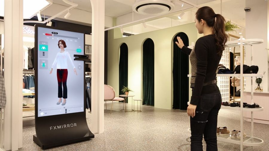 Virtual fitting technology wants to disrupt fashion industry