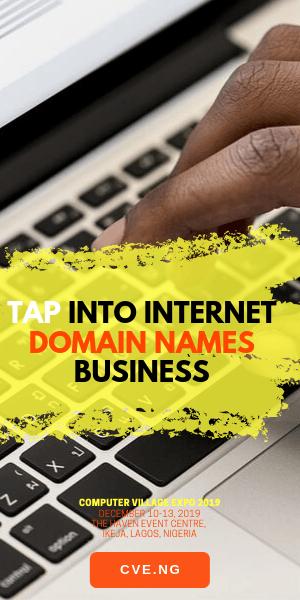 NiRA showcases Nigeria's .ng domain name at Computer Village Expo 2019