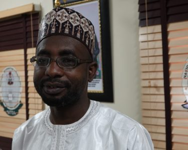 Mr Kashifu Inuwa Abdullahi, new Director-General/CEO of National Information Technology Development Agency (NITDA)