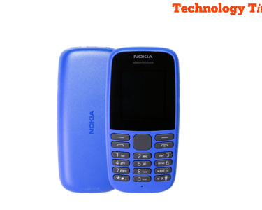 Technology Times file photo shows a Nokia 105 feature phone