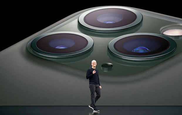 Apple Debuts Triple-Cam