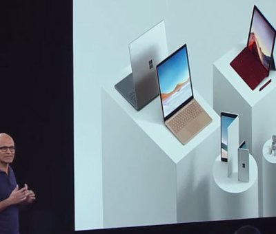Microsoft Launches 4 Apple-Killer Surface Products