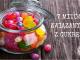 cukier słodycze mity