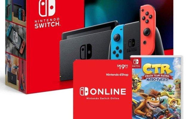 Best Cyber Monday Nintendo Switch Deals In 2019