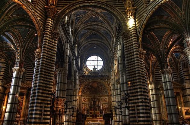 Siena Duomo, HDR, 3