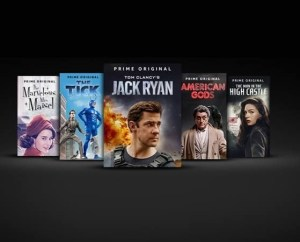 Amazon Prime Video Channels proposera pour l'instant une dizaine de chaînes en France
