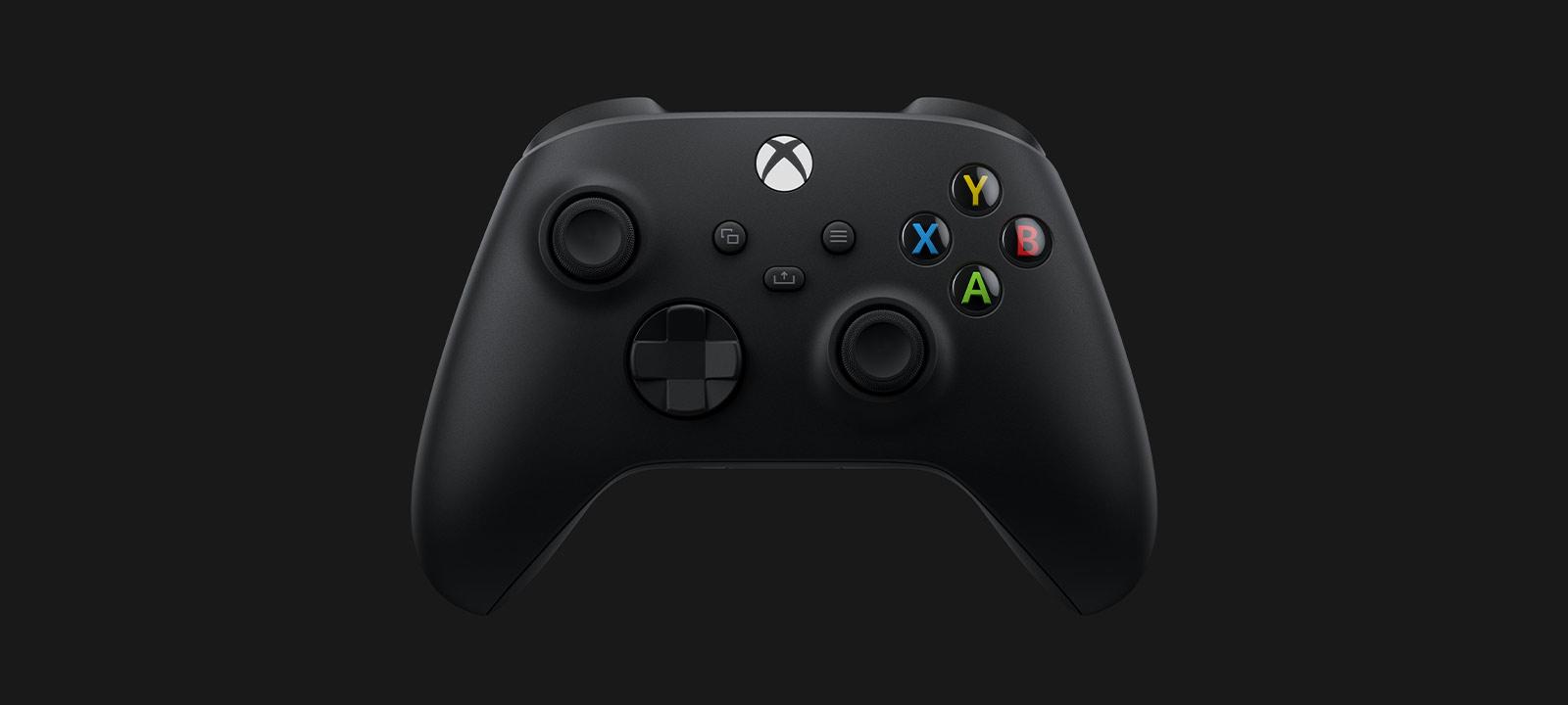 La nouvelle manette sans fil Xbox de Microsoft.