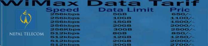 NTC launches WiMax Service in Nepal