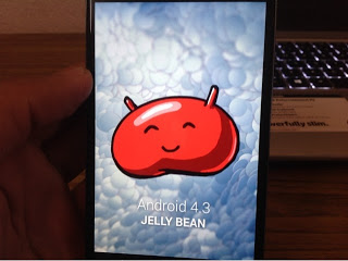 Nexus 4 Android 4.3 Changes