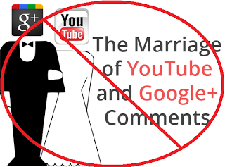 Google removes Google+ comments Integration from Youtube