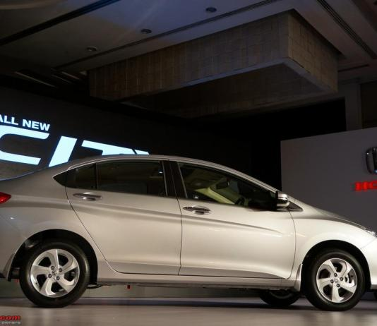 Honda City 2014 goes official in Nepal