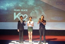 Colors Pearl Black K22 Octa available in Nepal