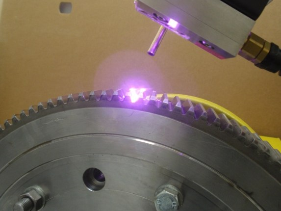 Laser Surface Hardening (Credit: University of West Bohemia)