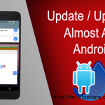 How To Update Android Smartphone or Tablet