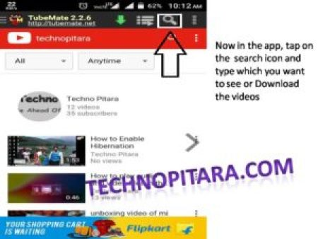 HOW TO DOWNLOAD YOUTUBE VIDEOS ON YOUR ANDROID PHONE