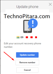 Gmail account creation without mobile number