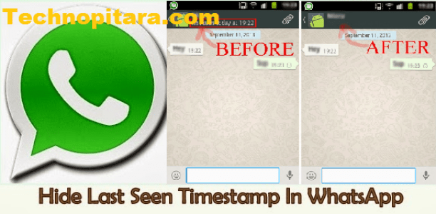 How to Hide the WhatsApp Last Seen Time