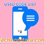 ussd codes for all indian operators