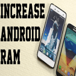 Increase ram in Android Mobile phone using SD Card