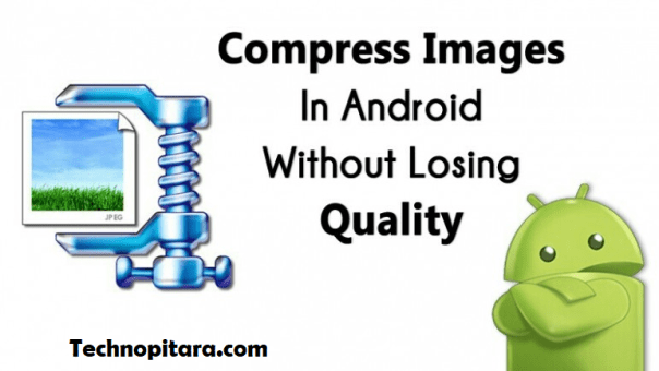 How can you Compress Images