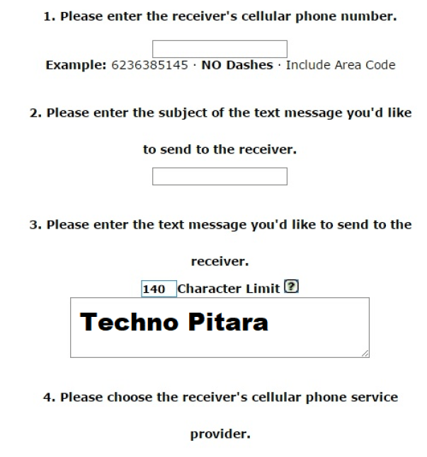 send fake email from someone else