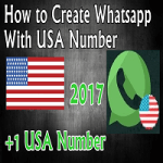 how do i get a us number that i can use on whatsapp permanently