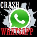 Crash Whatsapp