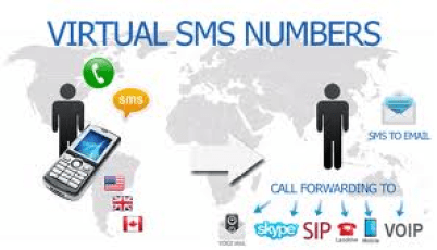 Virtual SMS Number